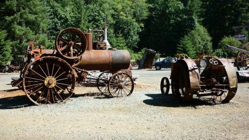 farm equipment industrial equipment