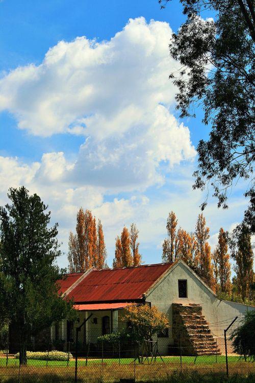 farm house home house