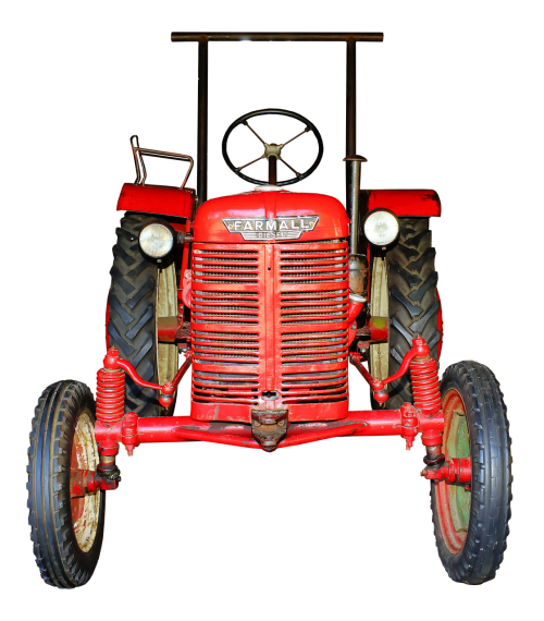 farmall diesel tractor