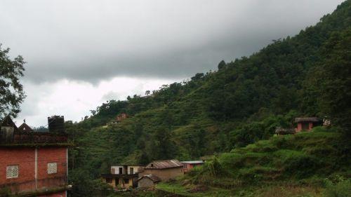 Farmer Hills In Kathmandu