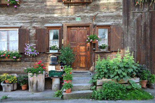 farmhouse summer holiday holiday