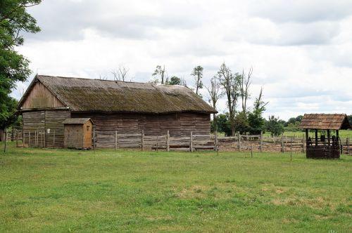 farmhouse farm puszta