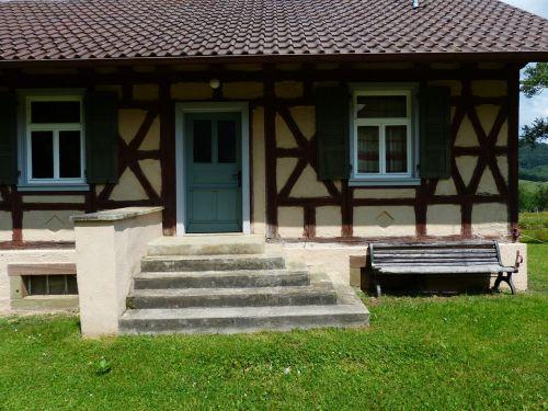 farmhouse fachwerkhaus home
