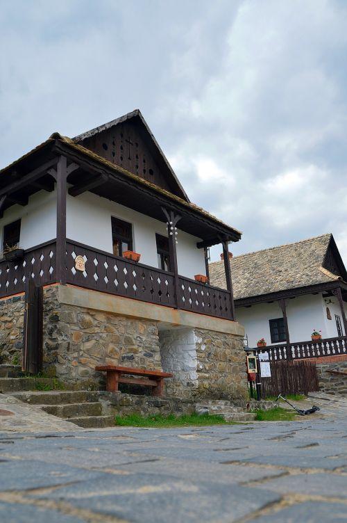 farmhouse region village