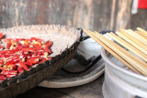 farmhouse chopsticks culture