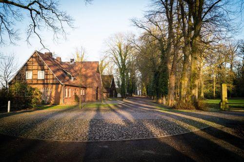 farmhouse old home