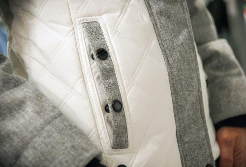 fashion closure white