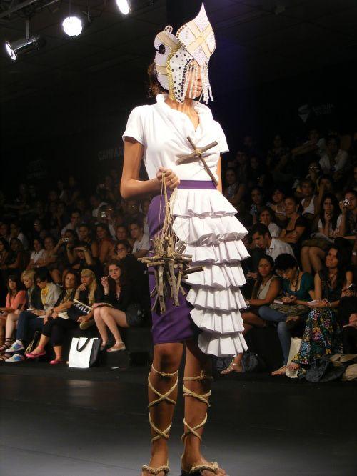 fashion moda desfile