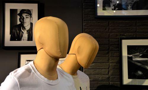 fashion display dummy design