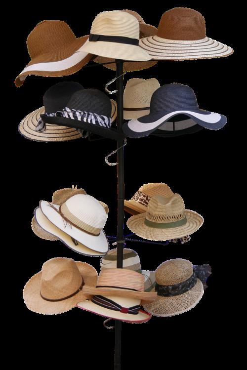 fashion hat hatstand