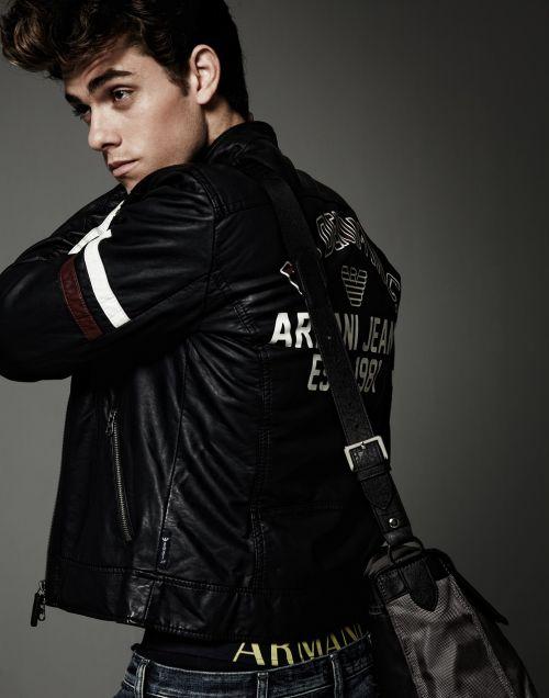 fashion hair jacket