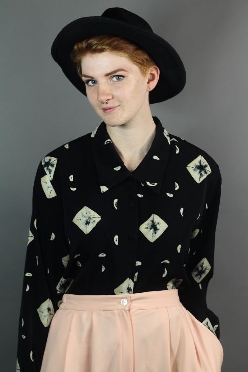 fashion female model