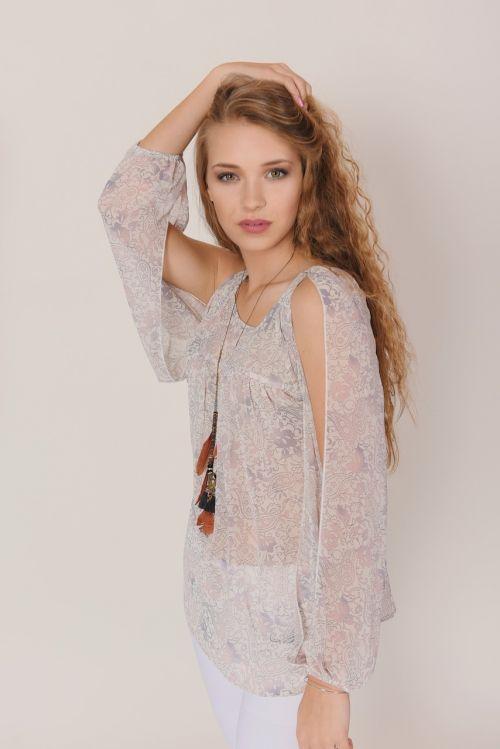 fashion blouse woman
