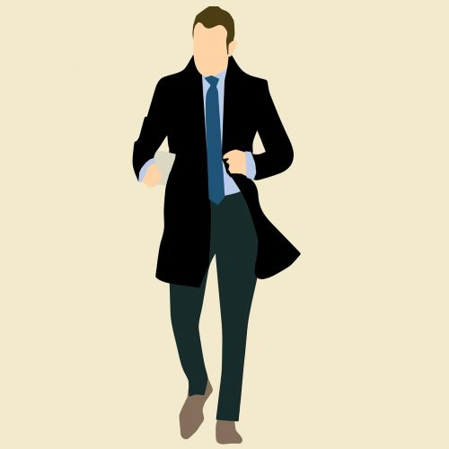 fashion coat elegant