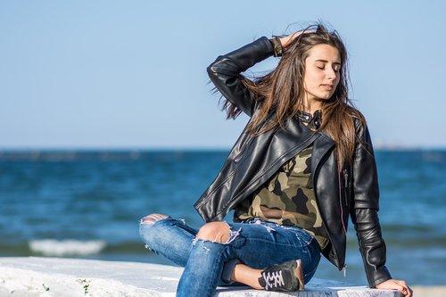 fashion  model  young