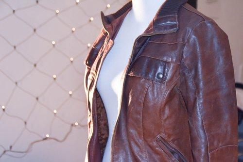 fashion  jacket  leather jacket
