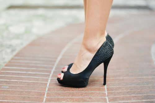 fashion shoes high