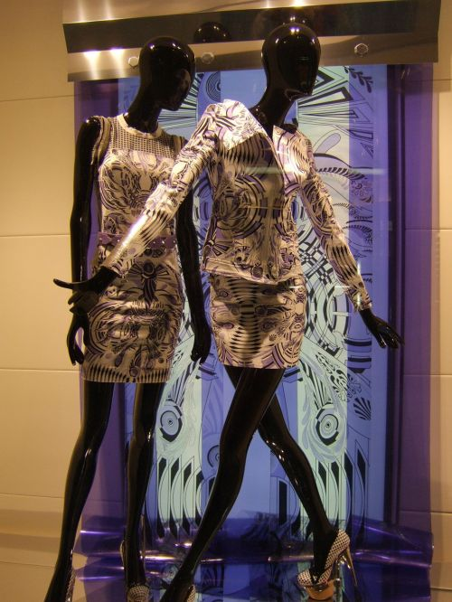 fashion chic display dummy