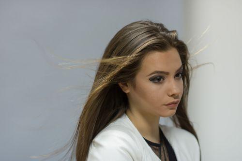 fashion model girl pretty
