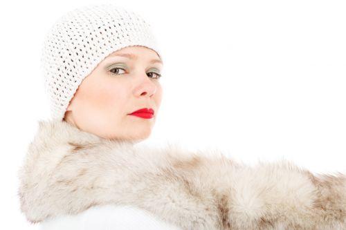 Fashion Winter Lady
