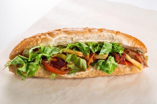 fast food hot dog shawarma
