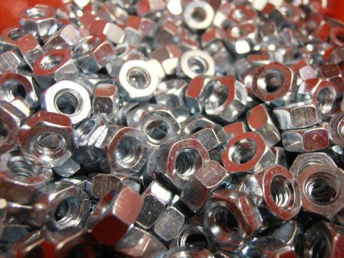 fasten industrial metallic