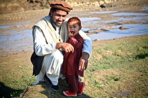 father afghanistan man