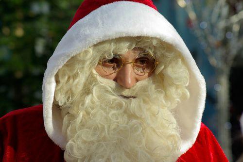 father christmas beard old man
