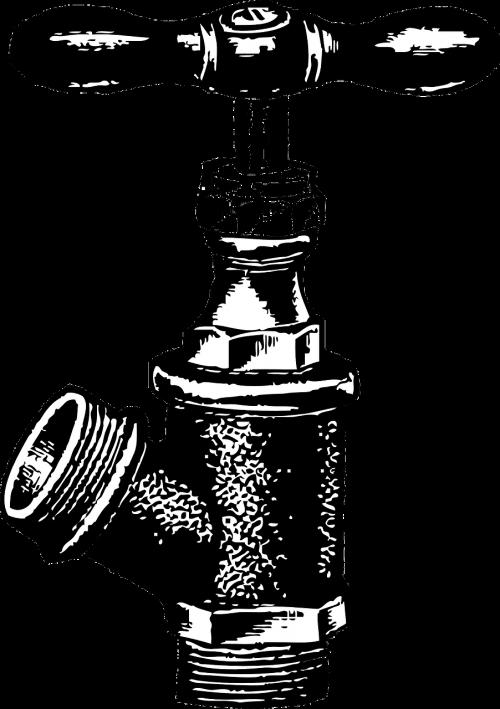 faucet spigot valve