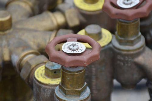 faucet water distributor water