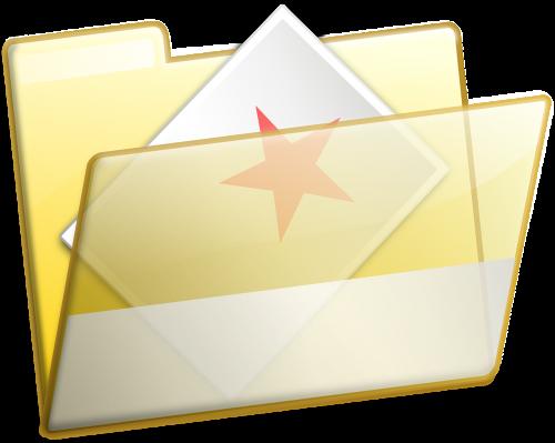 favourites favorites folder