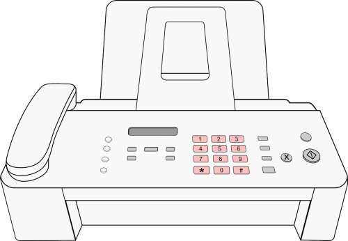 fax phone telephony