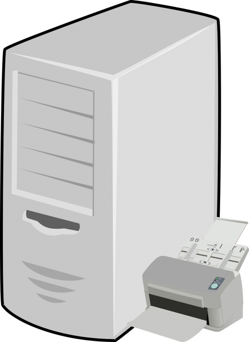 fax server computer