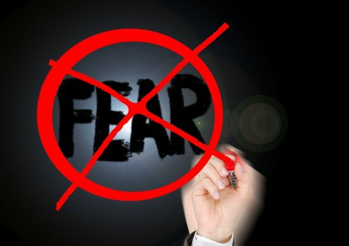 fear fearless without fear