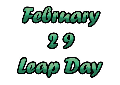 february 29 leap day leap year
