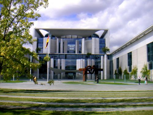 federal chancellery architecture berlin