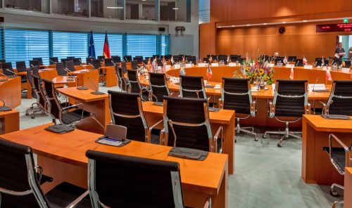federal chancellery conference room policy