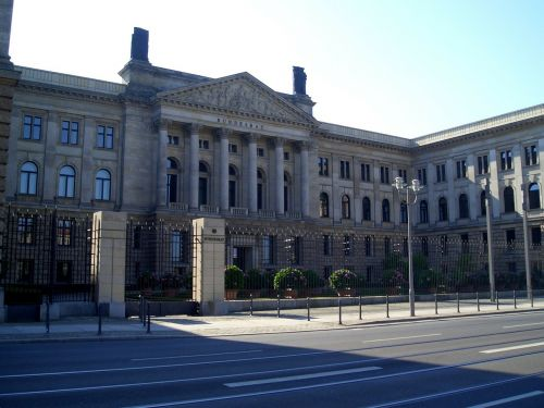 federal council building berlin