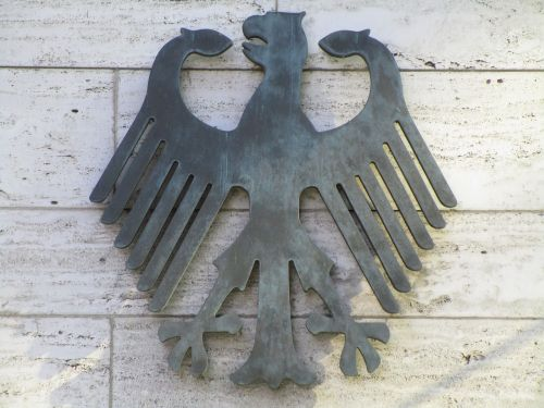 federal eagle adler heraldic animal