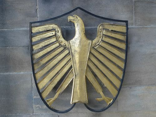 federal eagle germany bonn