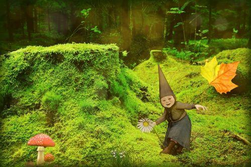 fee fairy tales dwarf
