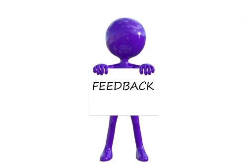 feedback opinion rating