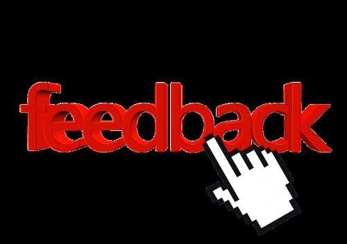 feedback cursor exchange of ideas