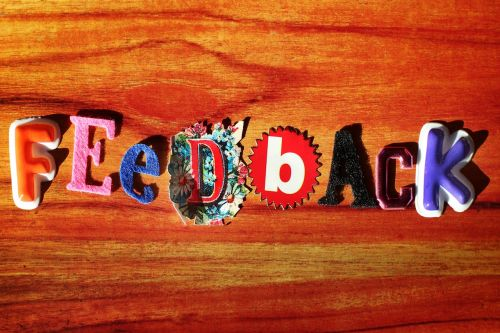 feedback handicraft creativity