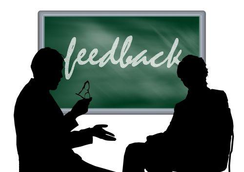 feedback men talk