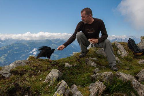 feeding ridge hike