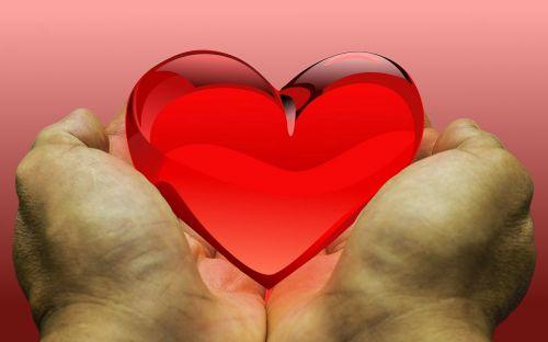 feeling love heart
