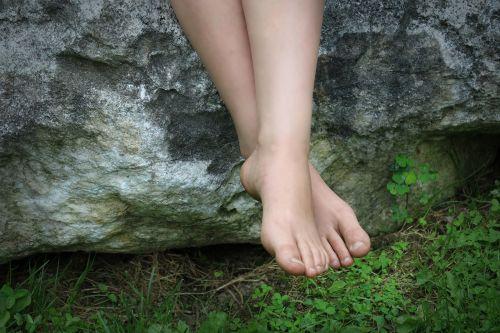feet legs summer
