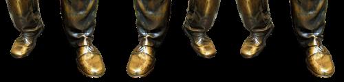 feet shoes pants