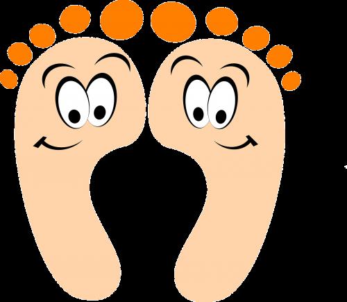 feet toes pedicure
